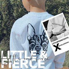Sweatshirt - Little & Fierce