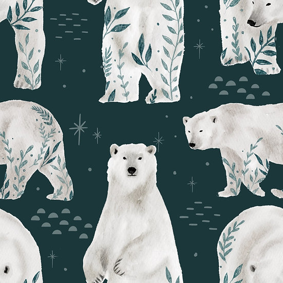 Joggers  -  Its cold out bear