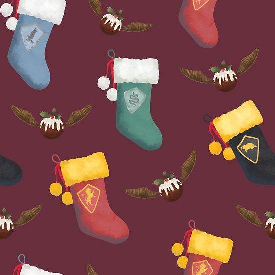 Cross back Dress -  Riddikulus Christmas