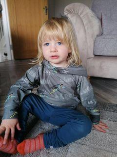 Hoody - Little Hero