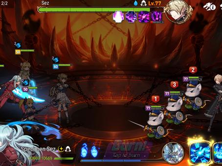 Epic Seven Abyss Floor 62: Sez