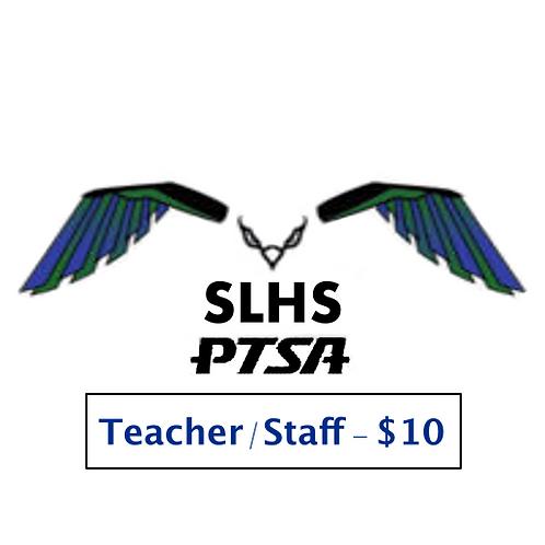 Staff/Teacher Membership
