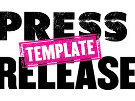 Resolution Press Release Template