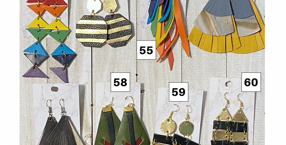 $30 Earring Collection
