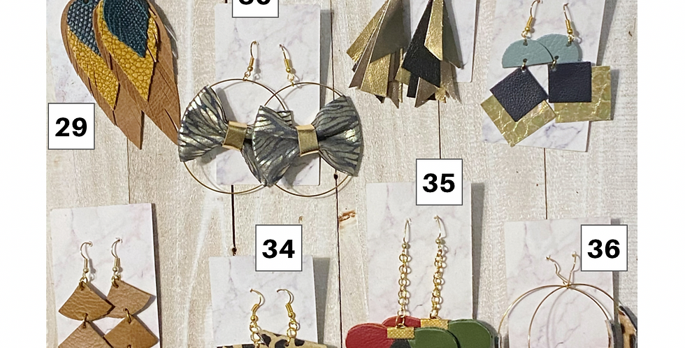 $25 Earring Collection