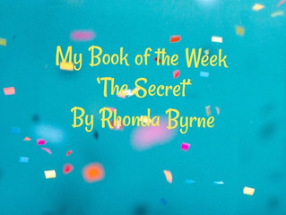 My Book of the Week