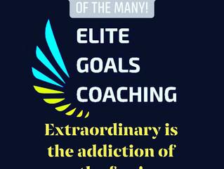Extraordinary Goals! Extraordinary Life!