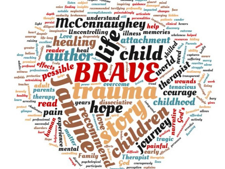 BRAVE: A Personal Story of Healing Childhood Trauma