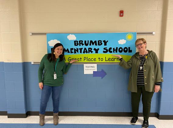 Brumby Elementary, Murietta, GA