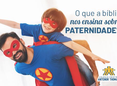 Dia dos pais: o que a bíblia nos ensina sobre a paternidade?