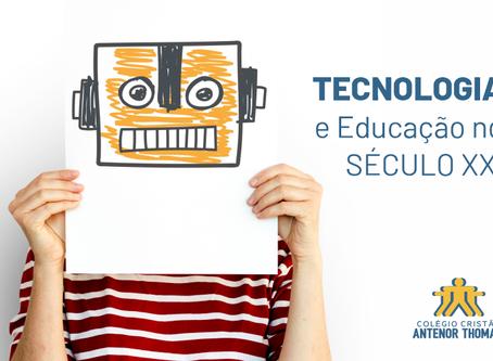 Tecnologia, uma ferramenta indispensável na educação do século XXI