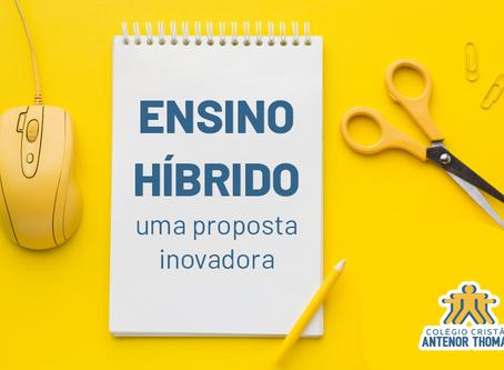 Ensino Híbrido: saiba mais sobre essa proposta inovadora para a educação básica