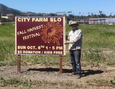 1st Annual Fall Harvest Festival