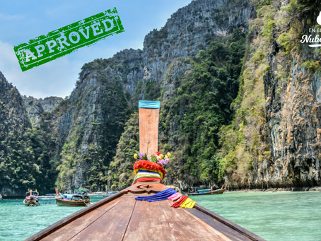 Cómo aplicar a la visa de turista de Tailandia con pasaporte uruguayo desde Nueva Zelanda
