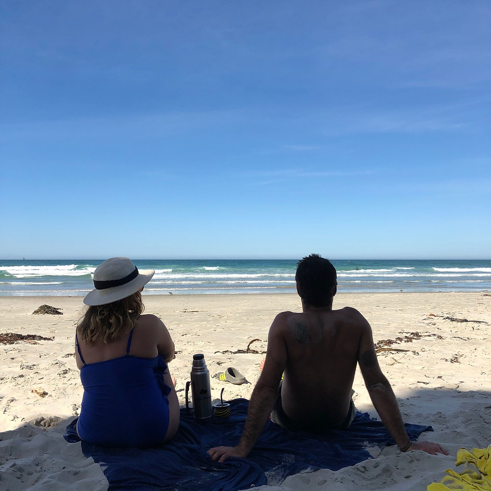 beach, dunedin, new zealand,