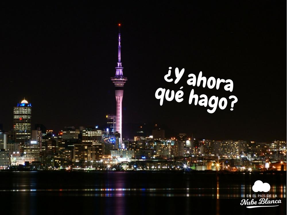 Auckland, New Zealand,