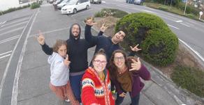 Así nos sentimos cuando llegamos a Nueva Zelanda