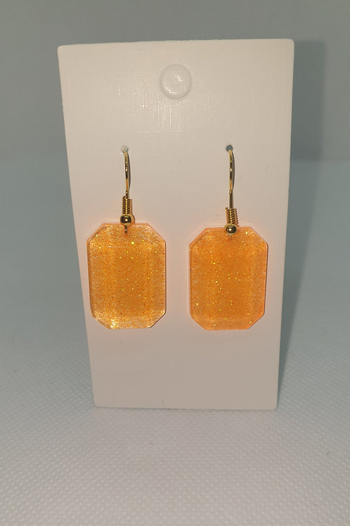 Orange Octagons
