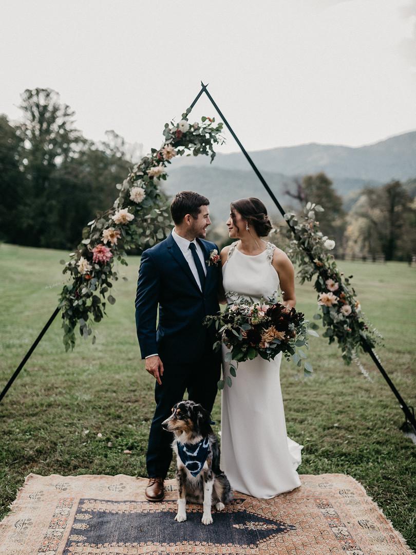Parrott Wedding Fall 2018