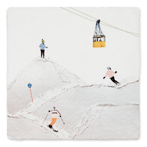 Storytiles 'Winter Sports' Kachel 10x10