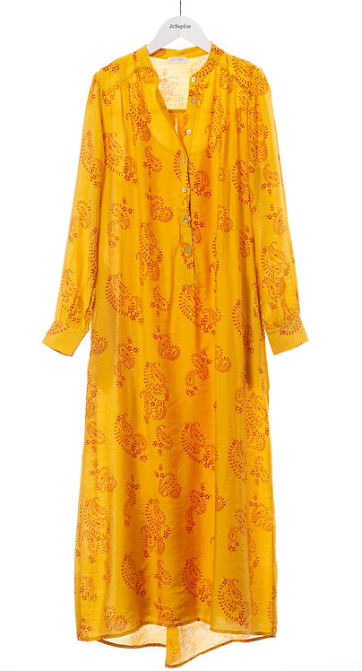 Christen Kleid, Yellow India