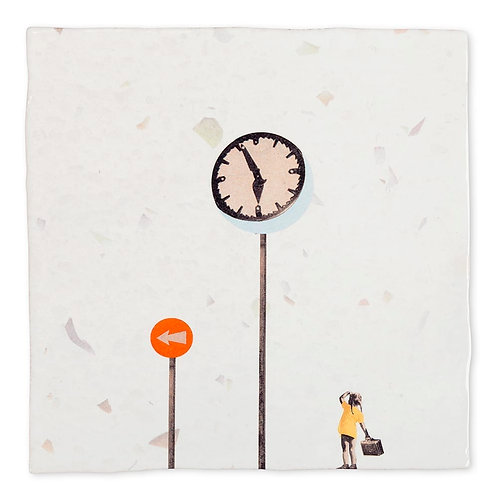 Storytiles 'Where are you going?' Kachel 10x10