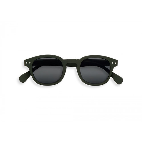 Sonnenbrille #C, Kaki Green