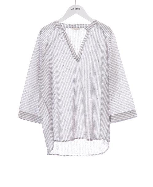 Cayenne Bluse, Stripes