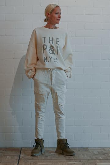 Penn & Ink Cargo Hose beige