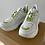 "Thumbnail: Shoe Biz Copenhagen Sneaker ""Lime"""
