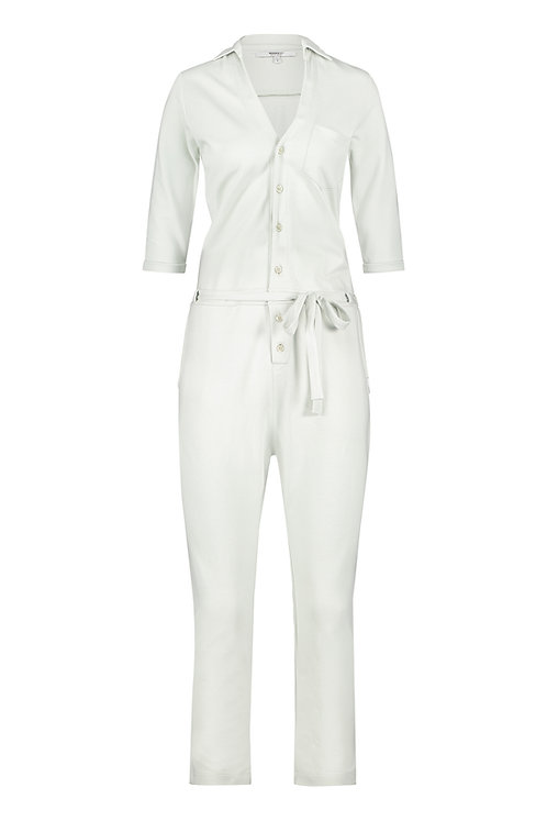 Penn & Ink. Jumpsuit (S21T579) Foggy
