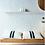 Thumbnail: 10 Days Kissen Ecru-Schwarz 65x65 cm