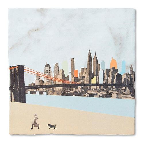 Storytiles 'New York' Kachel 10x10
