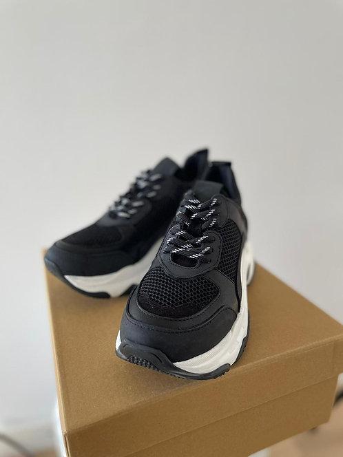 "Shoe Biz Copenhagen Sneaker ""black"""