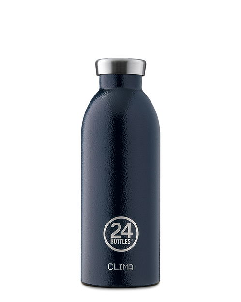 "Clima Bottle ""Deep Blue"""