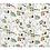 "Thumbnail: Pom Amsterdam Schal ""Waterland Ecru"""