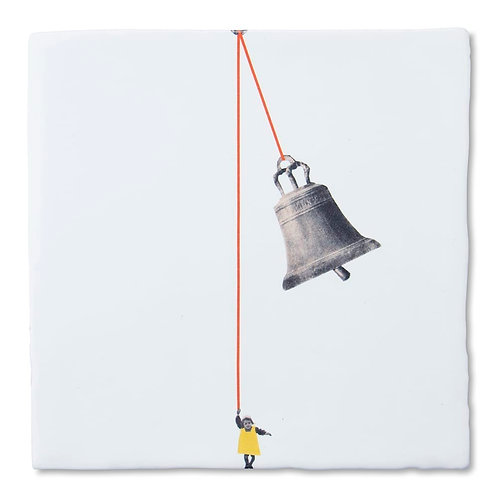Storytiles 'The Bell Ringer' Kachel 10x10