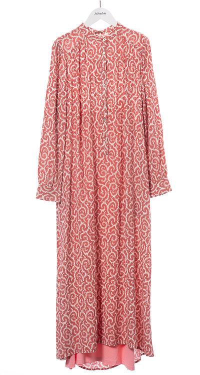 Christen Kleid, Rosa Fern