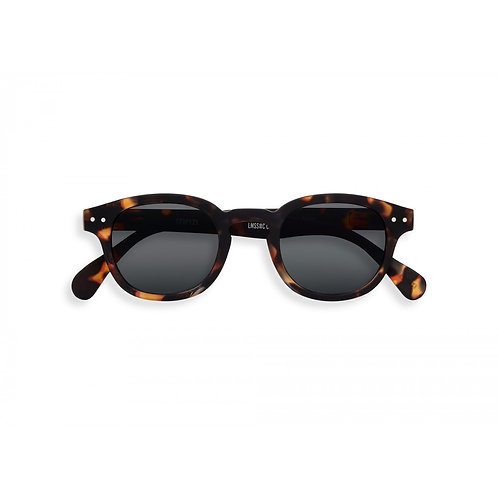 Sonnenbrille #C, Tortoise
