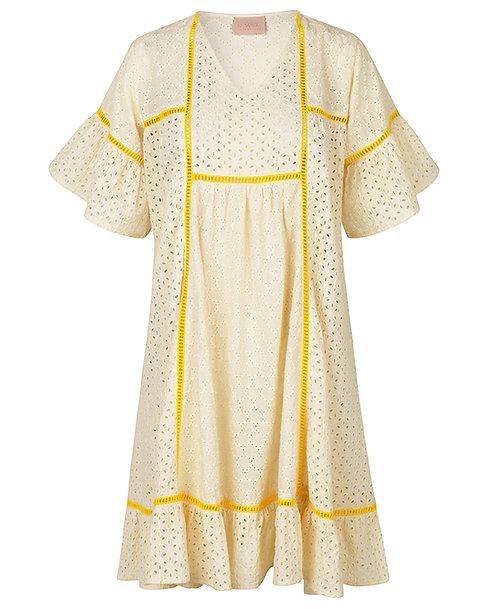'Moanna' Kleid, Yellow
