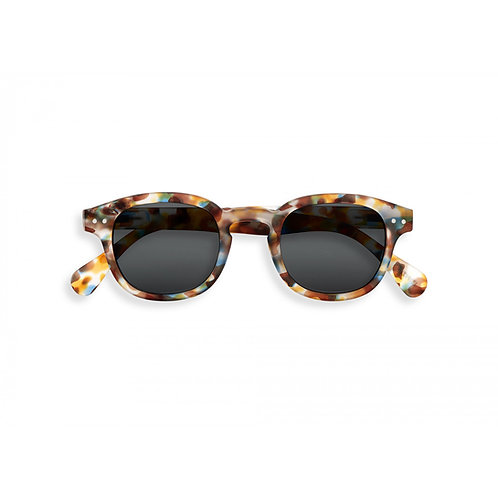 Sonnenbrille #C, Blue Tortoise