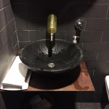City Vineyard Bathroom - 233 West St, New York, NY