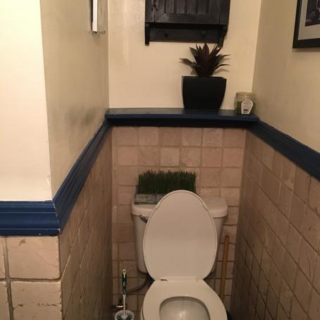 Cafe du Soleil Bathroom NYC - 2723 bway