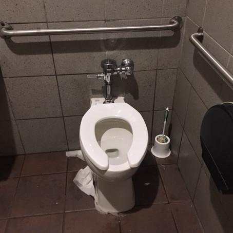 Starbucks Bathroom - 338 Columbus Ave, New York, NY
