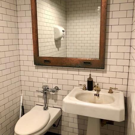 Birch Coffee Bathroom - Columbus Ave & 96th St., New York, NY