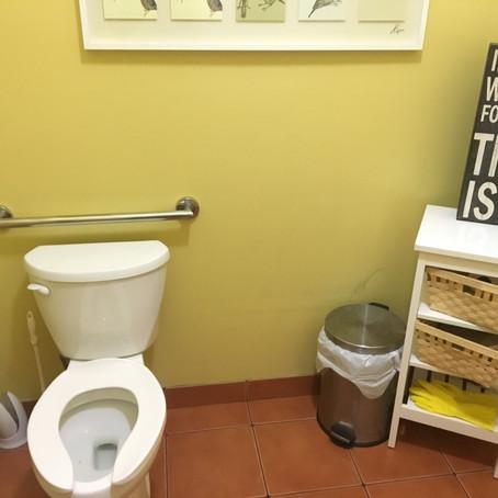 Ed's Real Scoop Bathroom - 189 Roncesvalles Ave, Toronto, ON