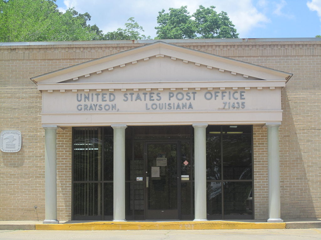 grayson post office