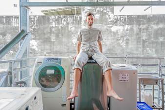 Yuanqi - laundry