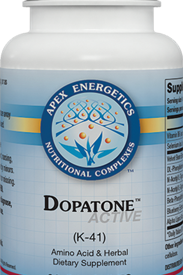 Apex Energetics Dopatone Active K-41 90 caps