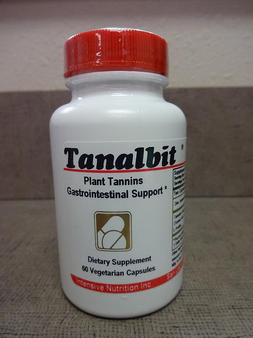 Tanalbit PlantTannis Gastrointestinal Support 60 Capsules